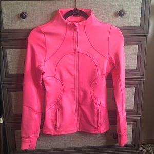 Pink Fitness Jacket